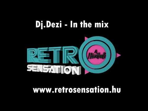 3. Dj Dezi - Magyar retro megamix(Dj Dezi - In the mix rádió műsor)