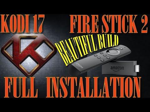 JAILBREAK KODI 17 ON THE AMAZON FIRE TV STICK UNLOCK