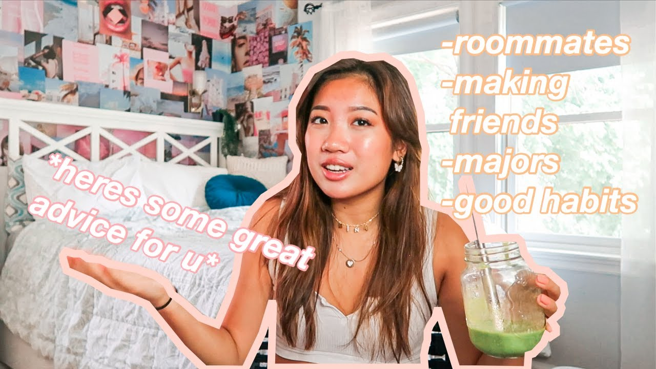some college advice to help you thrive 🤩 (my best tips for incoming frosh)