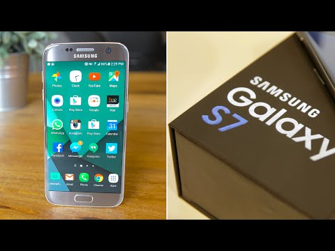 Samsung Galaxy S7 Review: The Second Best Looking Phone on the Planet!