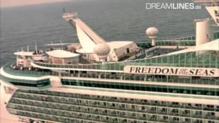 Die 10 größten Kreuzfahrtschiffe der Welt