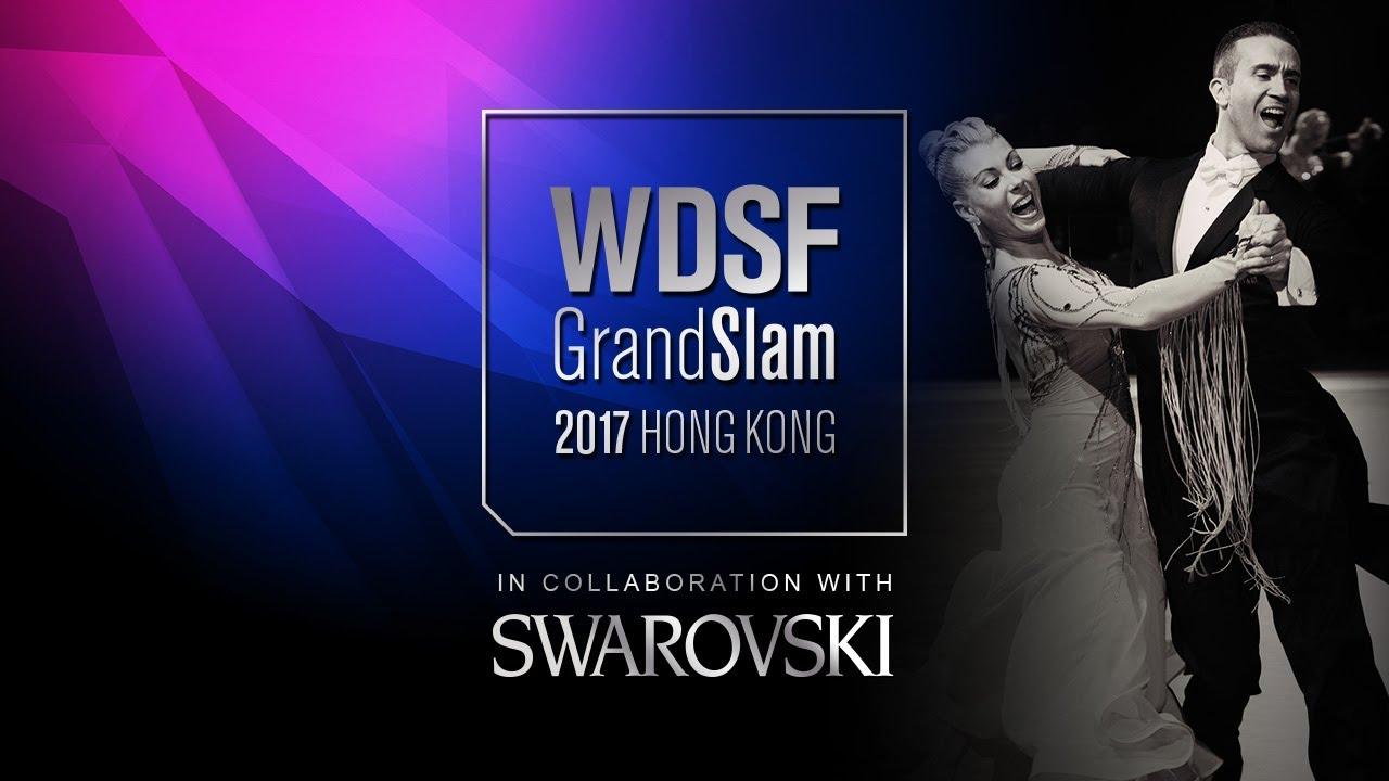 Zharkov Kulikova Rus 2017 Gs Std Hong Kong R2 T Dancesport Total
