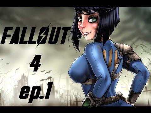 Let's Play Fallout 4 #1Je suis la Femme la Plus Sexy de l'Abri