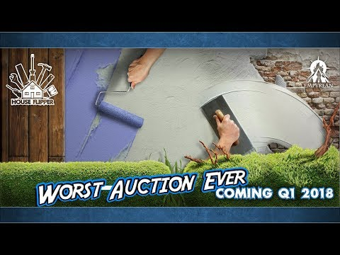 Worst Auction Ever - House Flipper BETA