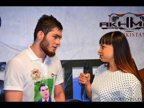 Нурулло Алиев отказался от турнира GFC в Казахстане