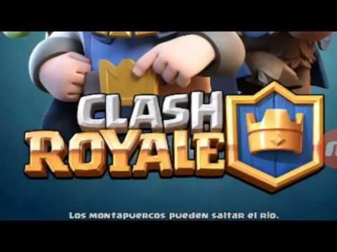 100 princesas atacando a a vez #Clash Royale