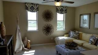 kb home tour pearland tx