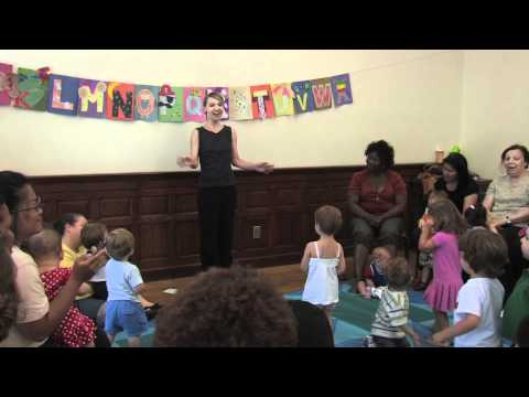 Toddler Story Time - Webster Library