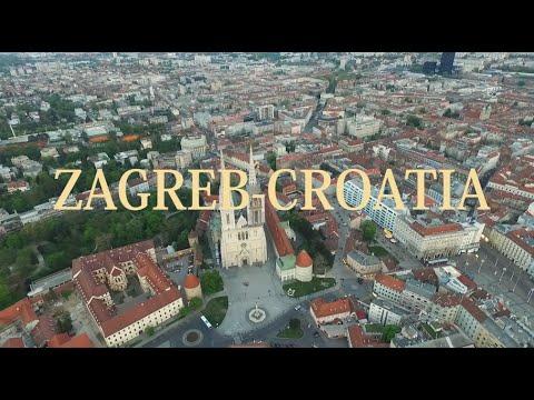 Portrait of Zagreb