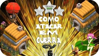 """Clash of Clans-Como Dar """"PT"""" Em CV 6 Sendo CV 6 !!!!"""