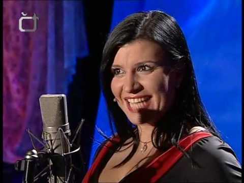 Andrea Kalivodová v pořadu Noc s Andělem (2)