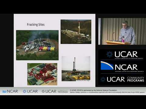 Detlev Helmig: Local to Hemispheric Atmospheric Impacts of U.S. Oil and Natural Gas Development