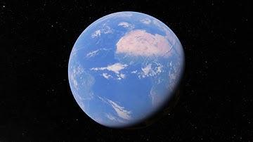 Das ist das neue Google Earth!