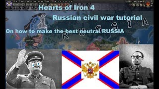 Hearts of Iron 4 | How to make The Soviet Union Non-aligned Tutorial