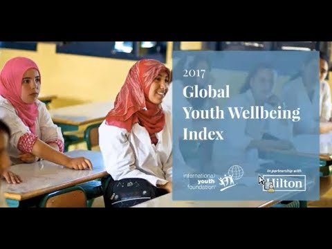 Webinar | Mining Youth Data for Actionable Insights: The 2017 Global Youth Wellbeing Index