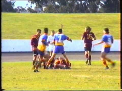 1995 - St Johns vs St Chistophers - Under 17s