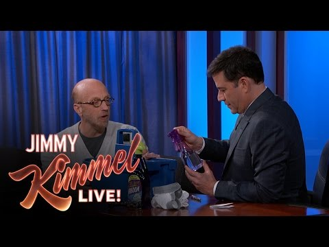 Chris Elliott Moves from Letterman to Kimmel