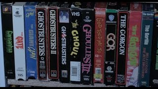 DARK SHADE CREEK 3 UPDATE AND VHS TAPE HAUL