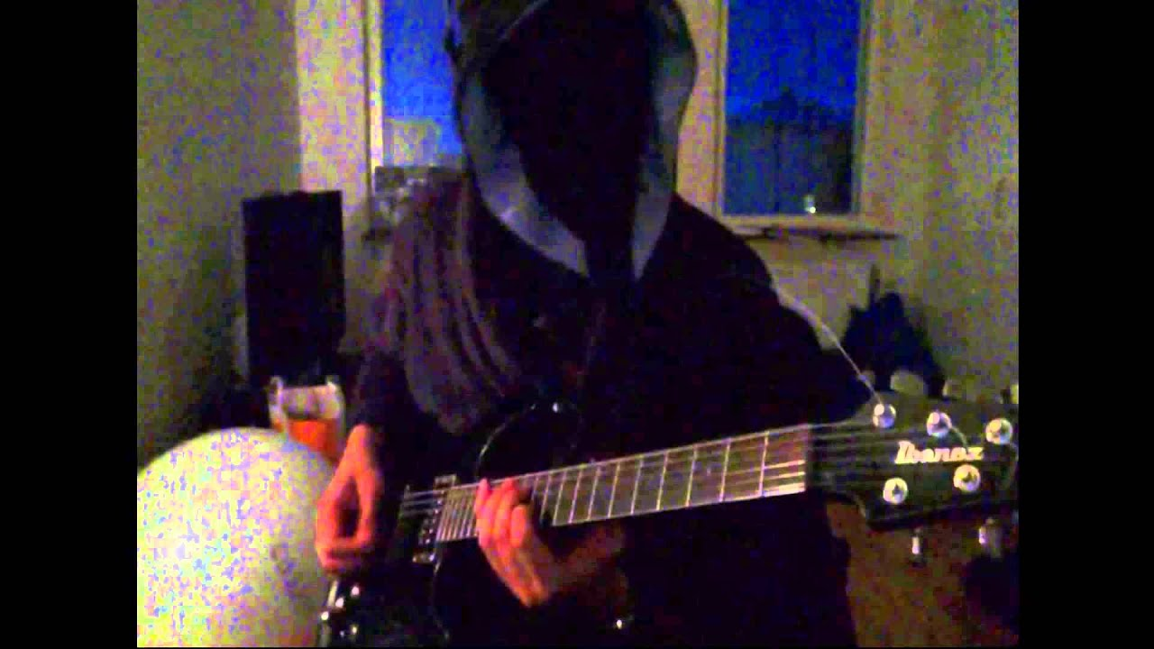 ghost bc secular haze guitar cover youtube