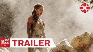 Tomb Raider (2018) - magyar előzetes #1