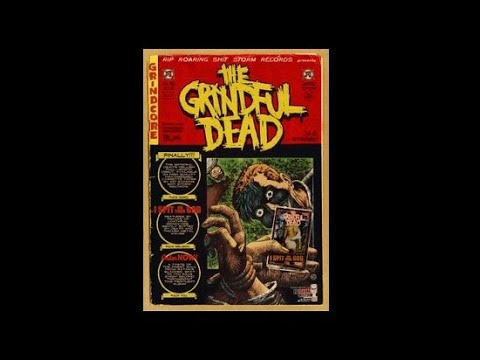 The Grindful Dead - Angelical Seven Inches (lyric video)