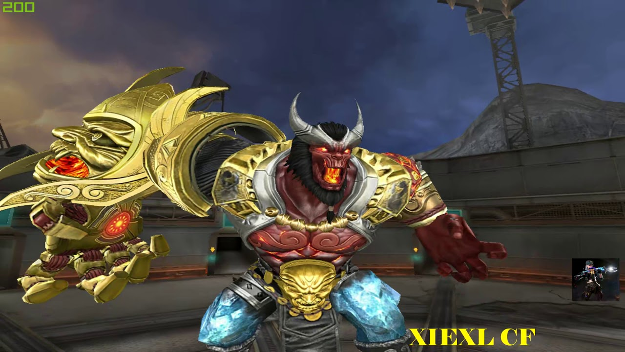 Download CF XIEXL: Zombie Mode Elemental Temple GamePlay-Just Farming For Boss Crates