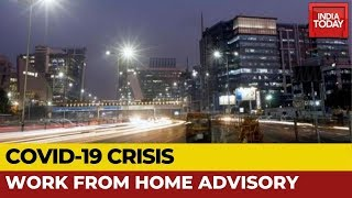 Covid-19 Crisis: Gurugram Administration's Work From Home Advisory For Corporate Firms