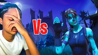 So I Challenged a Ghoul Trooper For His Fortnite Account...