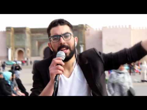 Ahmed Chawki - Tsunami أحمد شوقي تسونامي - Parody Meknes