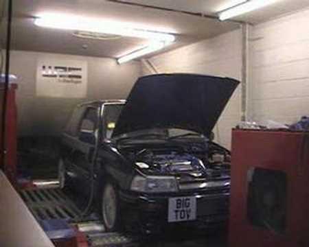 Nathan Munns'  Daihatsu Charade GTti - 993cc - 182 BHP @ 7500 rpm