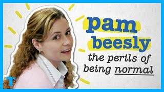 the-office-pam-beesly-the-perils-of-being-normal