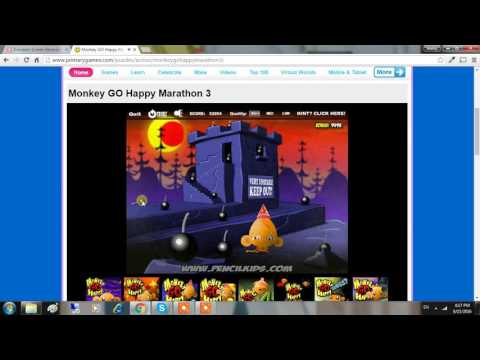 Monkey Go Happy Marathon 3 Part 1