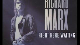 """Richard marx (chicago, 16 de septiembre 1963) es un compositor y cantante estadounidense. en su segundo trabajo, """"repeat offender"""", grabó el que posibleme..."""