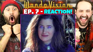 WANDAVISION EPISODE 7 REACTION!! (1x7 Spoiler Review | Post-Credits Scene | Breakdown & Theories)