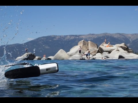 OpenROV Trident - An Underwater Drone for Everyone