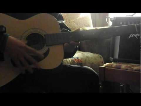 Harmony Vintage Acoustic Guitar. Model H6340