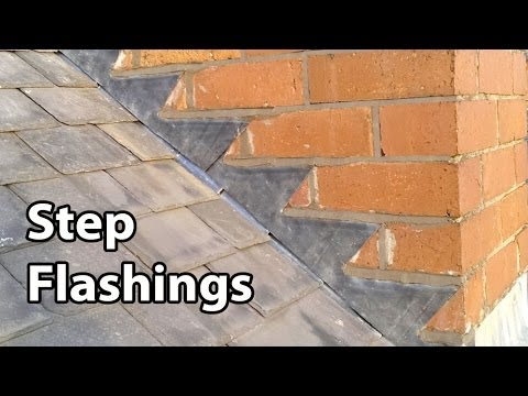 How To Fit Simple Step Flashing Step Flashings For