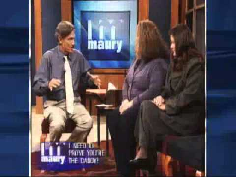 MAURY'S 2500TH EPISODE...THE FIRST GUESTS RETURN! - YouTube