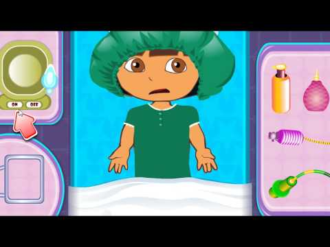 Dora Hospital Recovery - Dora Games - Dora The Explorer Dora games - Dora the explorer find those puppies Dora game is one of popular cartoon games