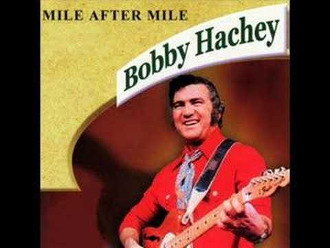 Bobby Hachey :