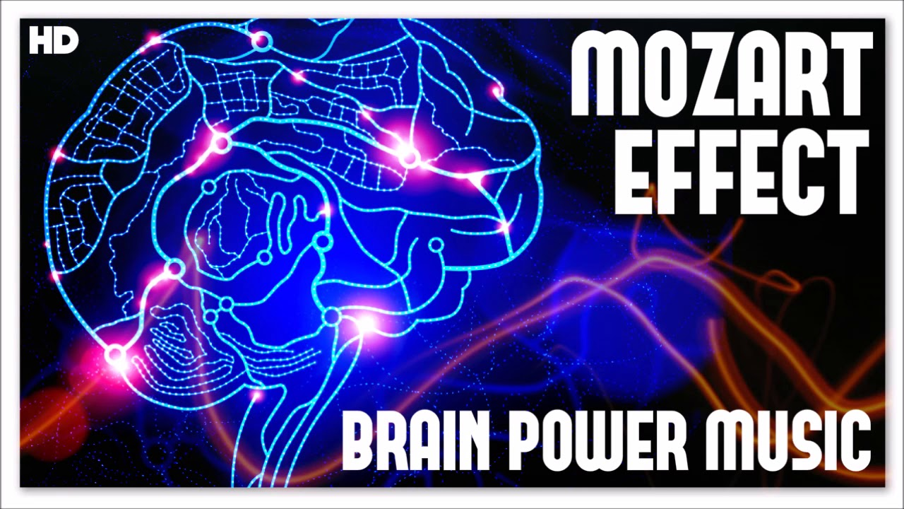 3 Hours Classical Music For Brain Power Mozart Effect Stimulation Concentration Studying Focus Youtube