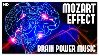 3 Hours Classical Music For Brain Power | Mozart Effect | Stimulation Concentration Studying Focus