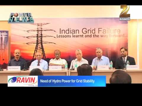 Need of Hydro Power for Grid Reliability (Power News - 12-08-12)