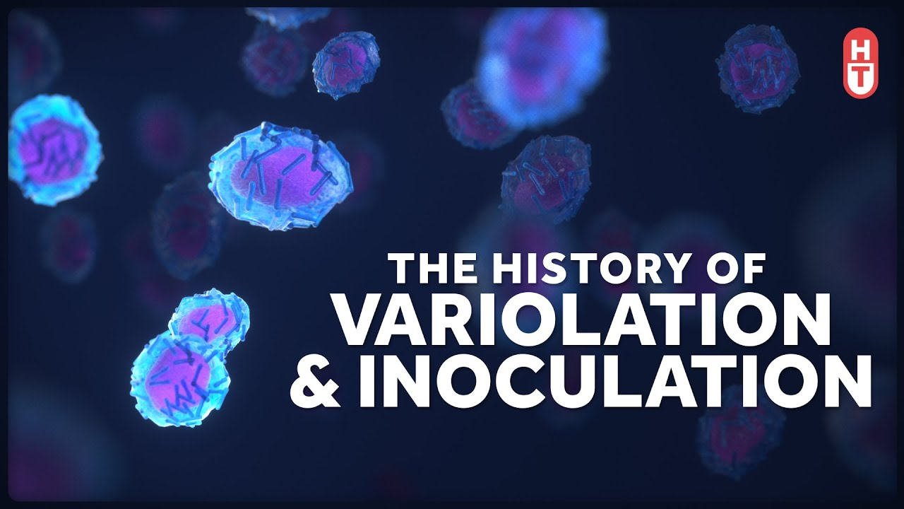 Who Invented Vaccines? A History of Variolation and Innoculation - YouTube