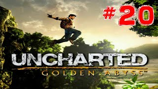 Uncharted Golden Abyss Walkthrough Chapter 20 Sticking Your Neck Out