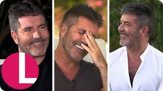 Simon Cowell Talks X-Factor, Weight-Loss, Son Eric and More Exclusive Interview Moments  Lorraine