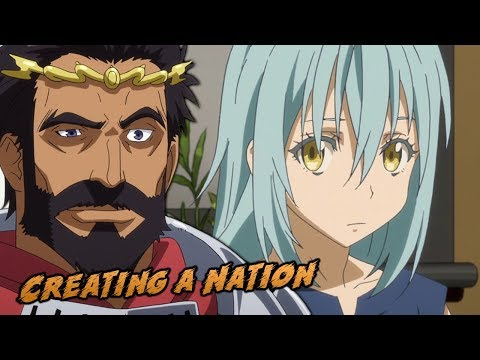 Creating a Nation of Monsters | That Time I Got Reincarnated as a Slime Episode 15