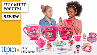 Itty Bitty Prettys Tea Party Collectibles From Zuru