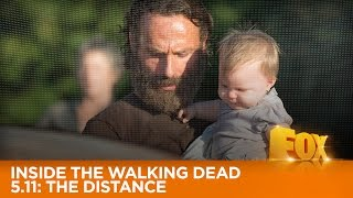 Inside The Walking Dead 5.11: The Distance