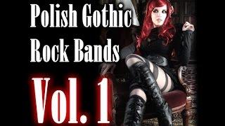 Polish Gothic Rock Bands Vol. 1   Polskie zespoły gotyckie